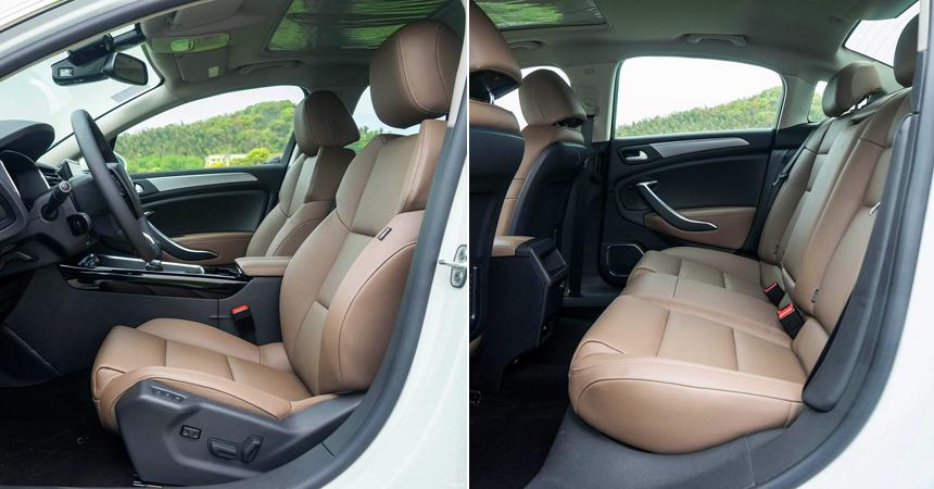 ВШанхае дебютирует обновленный седан Citroen C5