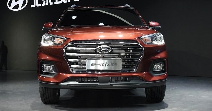 Новый Hyundai ix35 – семейная альтернатива Туссану