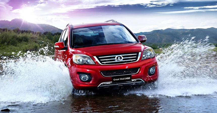 Китайская Грейт Вол желает приобрести бренд Jeep
