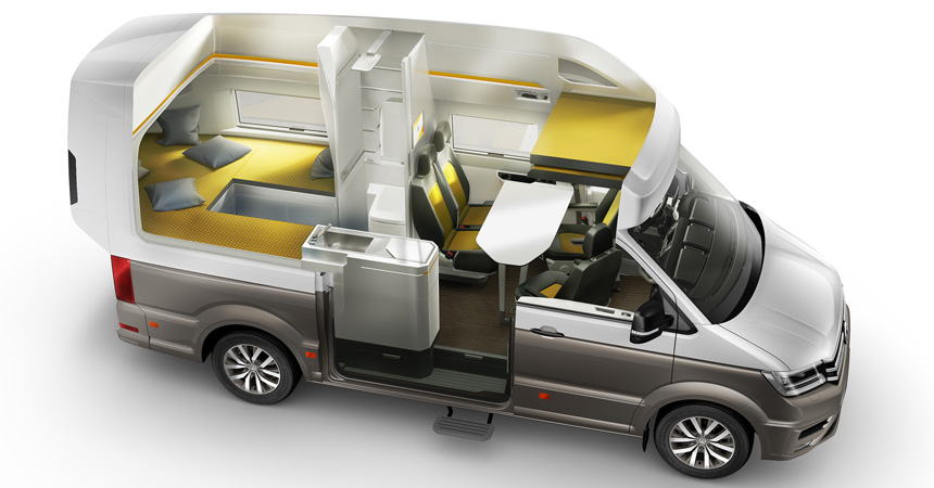 volkswagen california xxl. Black Bedroom Furniture Sets. Home Design Ideas