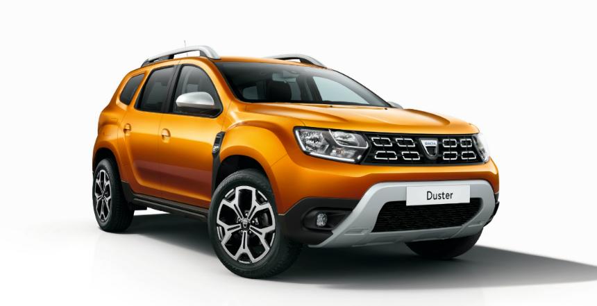 Renault Duster 2018 цена, комплектация, новый кузов