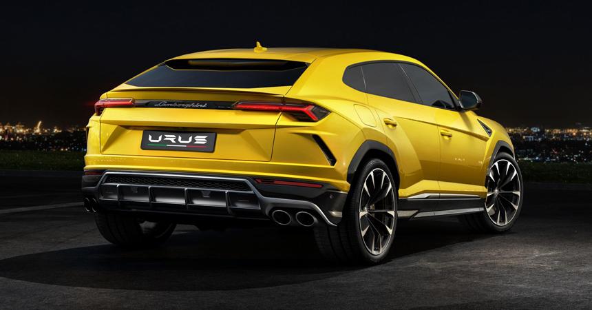 Жители России практически раскупили годовой тираж нового Lamborghini Urus