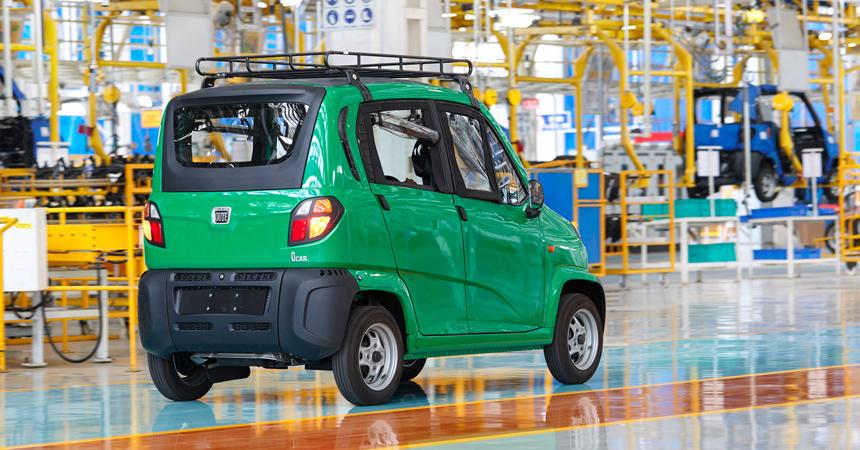 В Российской Федерации самый доступный автомобиль получит боковые стекла