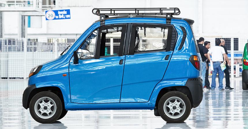 В Российской Федерации самый недорогой автомобиль получит боковые стекла