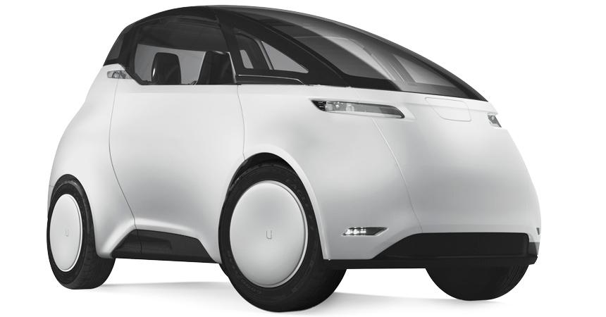 Шведы представили компактный городской электромобиль Uniti One