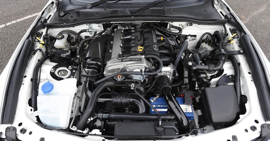 Самая доступная турбо-Miata: мотор 1.5 стал мощнее на 82 силы