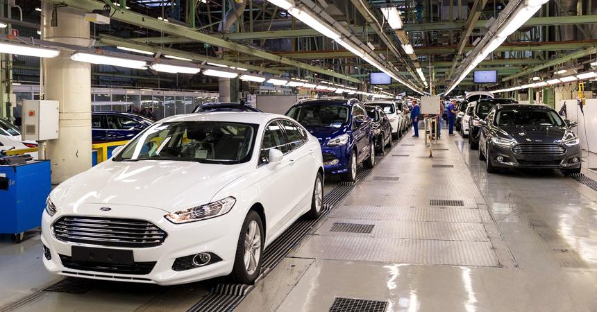 Ford сосредоточит выпуск Mondeo в Китае?