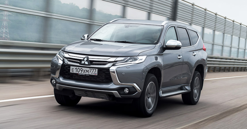 В Калуге начали выпуск внедорожников Mitsubishi Pajero Sport