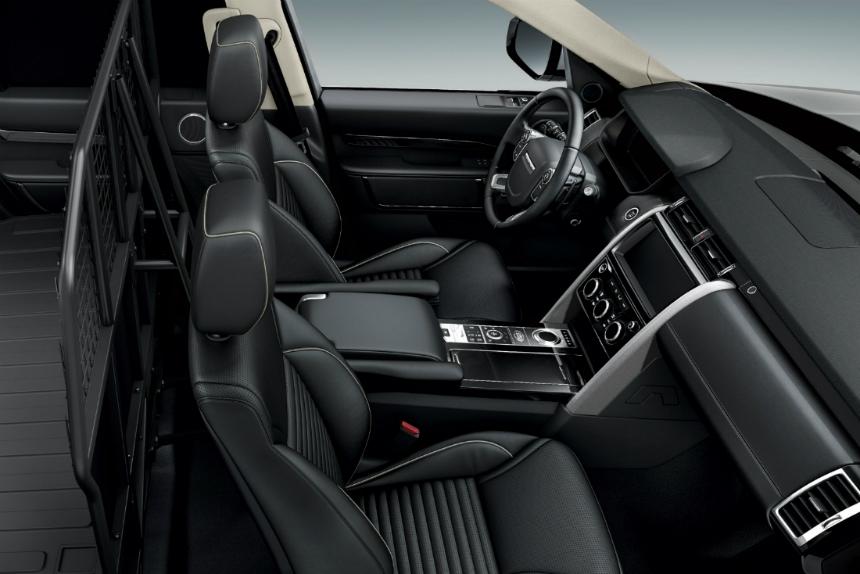 Land Rover привезет в Россию бюджетную версию Discovery