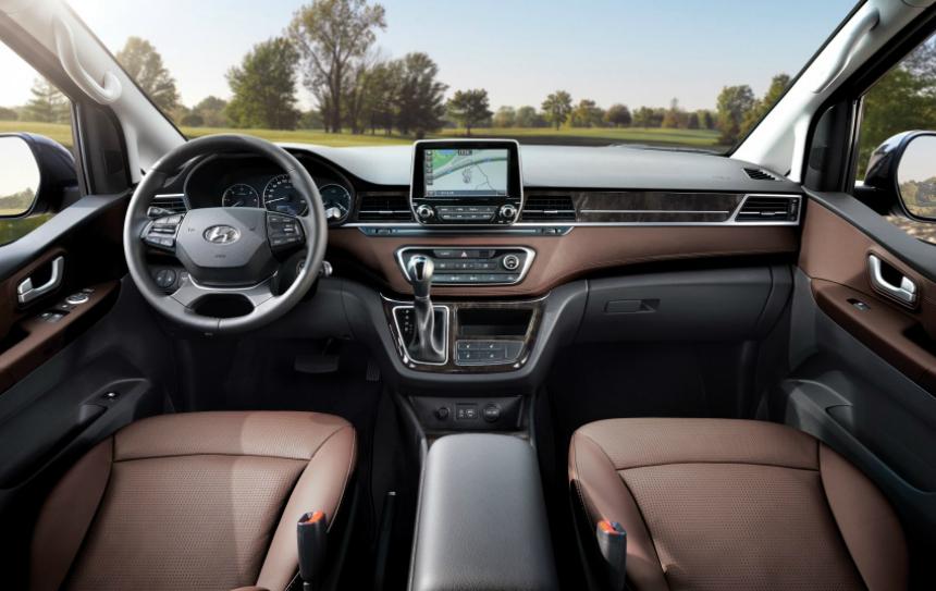 Минивэн Hyundai H-1: самое серьезное обновление за десять лет