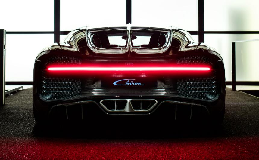 Компания Bugatti подвела итоги года