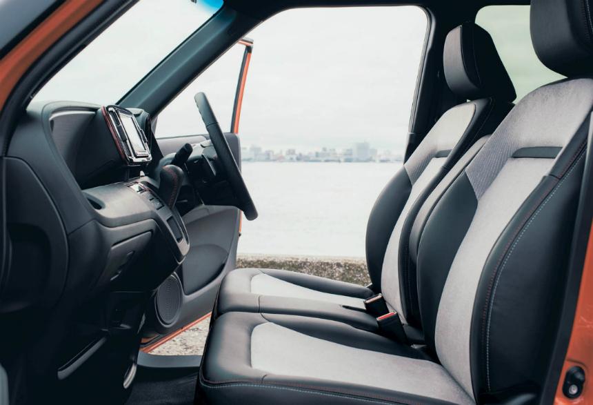 Компания Хонда обновила небольшой автомобиль N-One