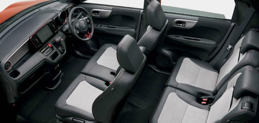 Кей-кар Honda N-One обзавелся спортивной версией
