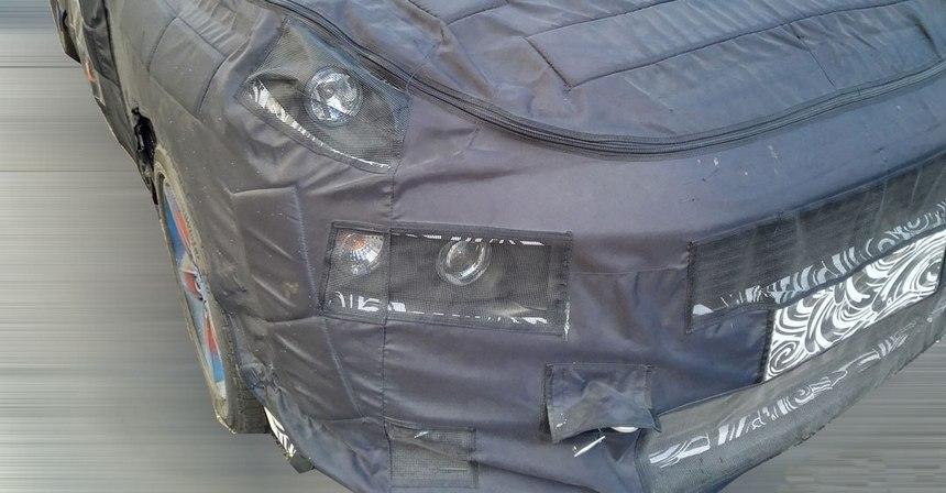 Кроссовер Вольво XC40 может дебютировать данной весной