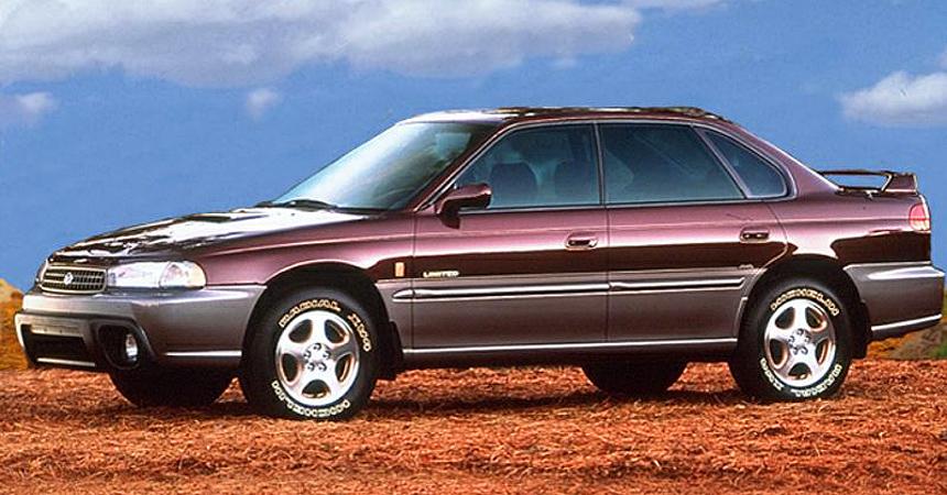 Subaru Legacy SUS