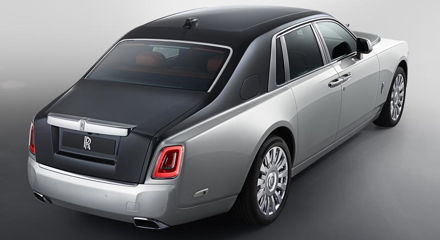 Новый Rolls-Royce Phantom: восьмое поколение