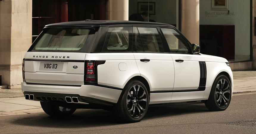 Landwind обновила китайский клон Range Rover Evoque