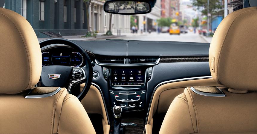 Обновленный Cadillac XTS примерил маску флагмана