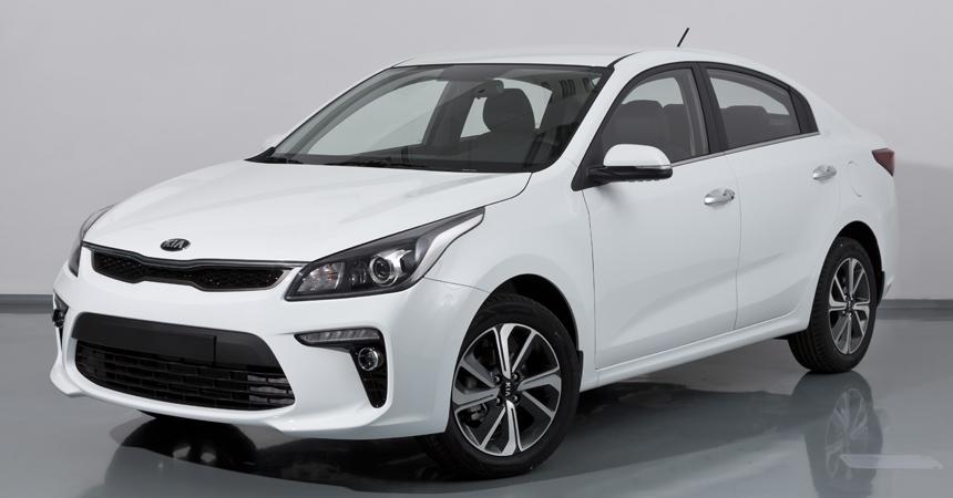 Киа рио хэтчбек 2018 новый кузов цвета