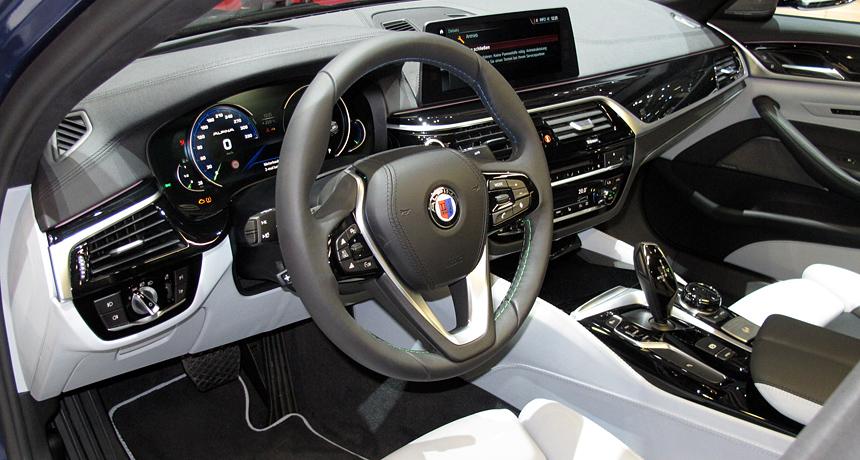 Новая BMW Alpina B5 отошла от традиций марки