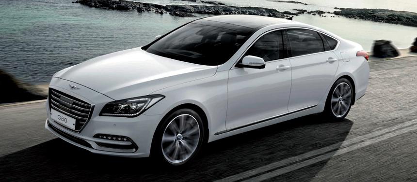 Премиальное подразделение Hyundai Genesis представило новинку G80