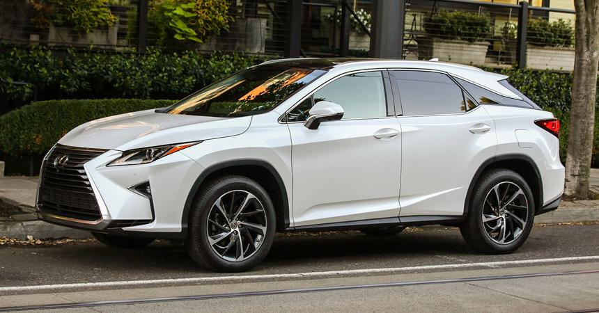 Вскором времени на рынке автомобилей появится новый Лексус RX