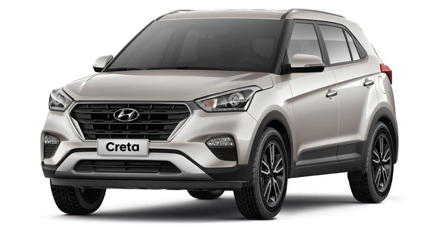 Hyundai Creta для Бразилии