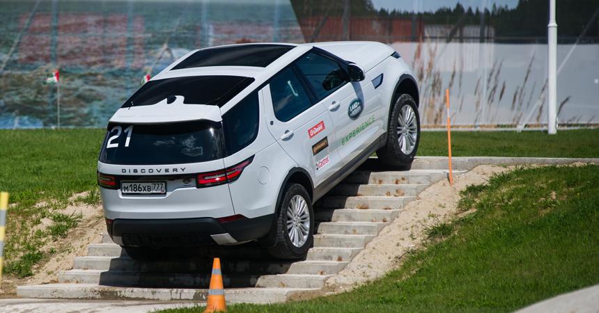 На российском рынке стартовали продажи нового Ленд Ровер Discovery