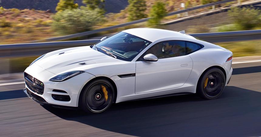 Озвучена стоимость нового Ягуар F-Type для рынкаРФ
