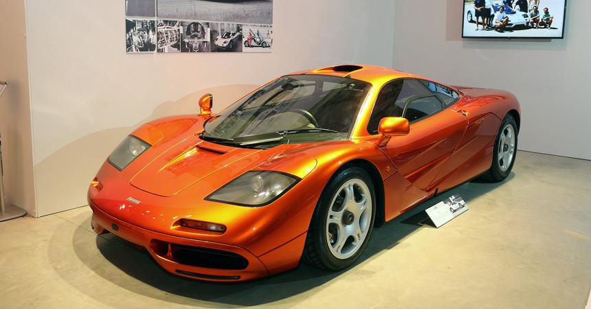 Создатель McLaren F1 выпустит суперкар с«совершенной аэродинамикой»