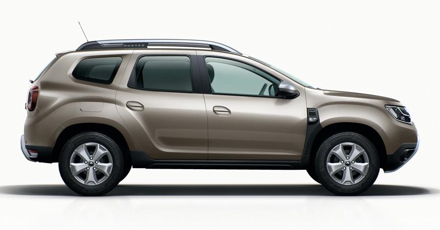 Новый Duster: теперь под маркой Renault