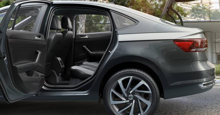 Представлен Volkswagen Virtus, он же новый Polo-седан
