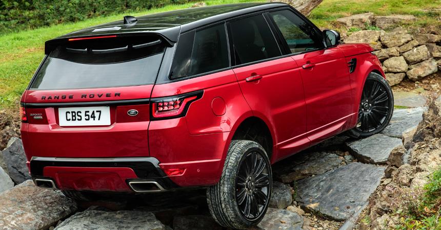 Улучшенный  Range Rover Sport уже в РФ