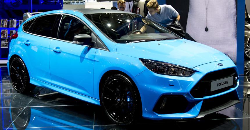 Ford Focus RS Edition — для энтузиастов дрифта
