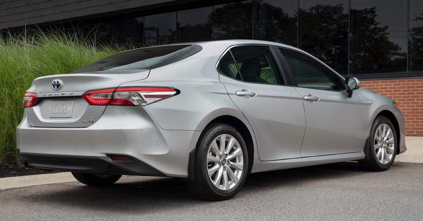Toyota Camry вернется на европейский рынок