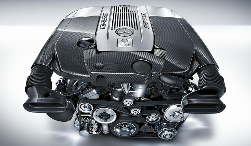 AMG попрощается с моторами V12