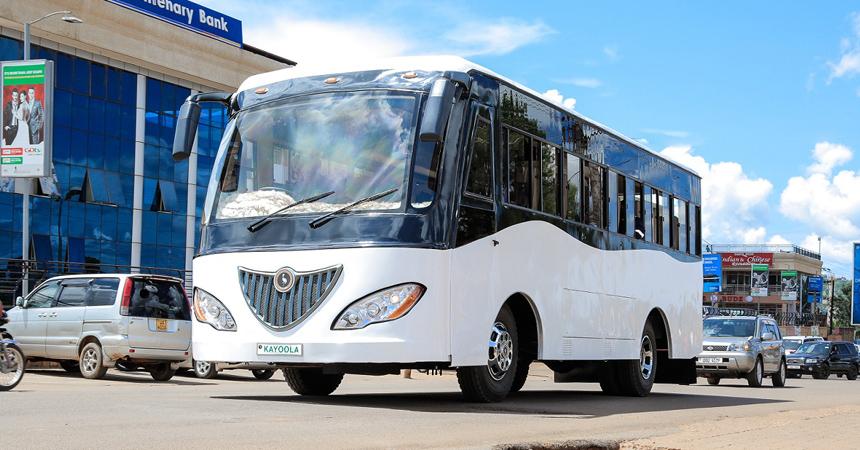 Компания Kiira Motors изУганды подготавливает массовые электрокары