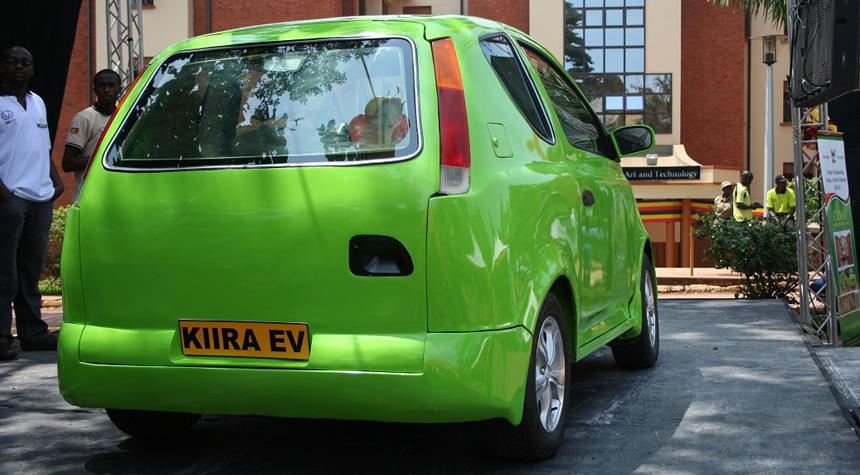 Компания Kiira Motors изУганды запустит производство электрокаров