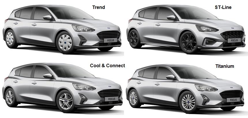 Новый Ford Focus: что предложит базовая версия?