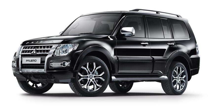 Внедорожник Mitsubishi Pajero постепенно покидает мировые рынки