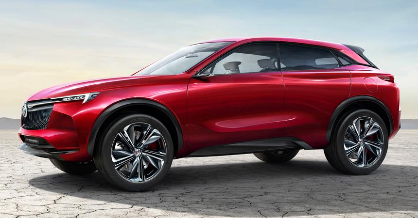 VWVortex.com - Buick Enspire concept revealed in Beijing ...