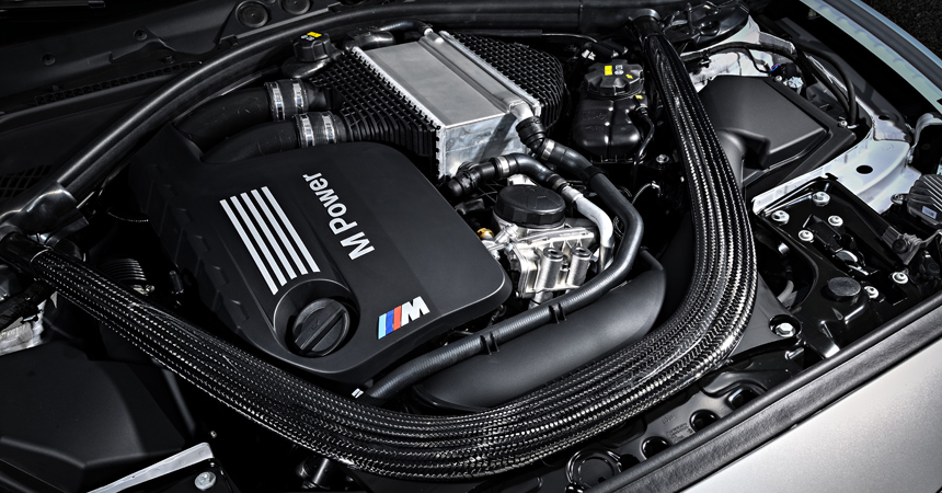 Спорткар BMW M2 Competition — с мотором от M4