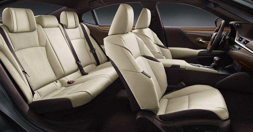 Лексус  представил новый седан набазе «Камри»