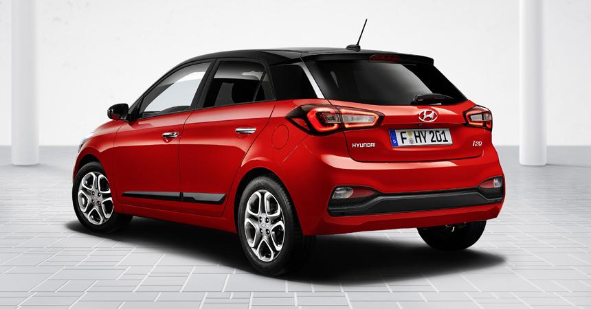 Обновленный Hyundai i20 для Европы лишился дизелей
