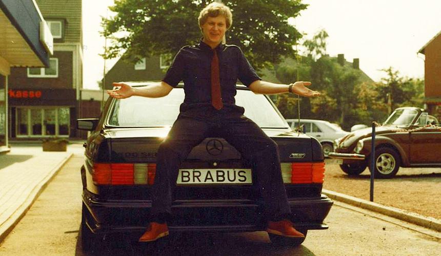 Умер основатель компании Brabus