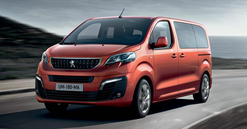 В России начали выпуск микроавтобусов Peugeot Traveller и Citroen SpaceTourer