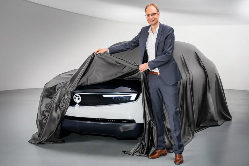 Марки Opel и Vauxhall обрели новый фирменный стиль
