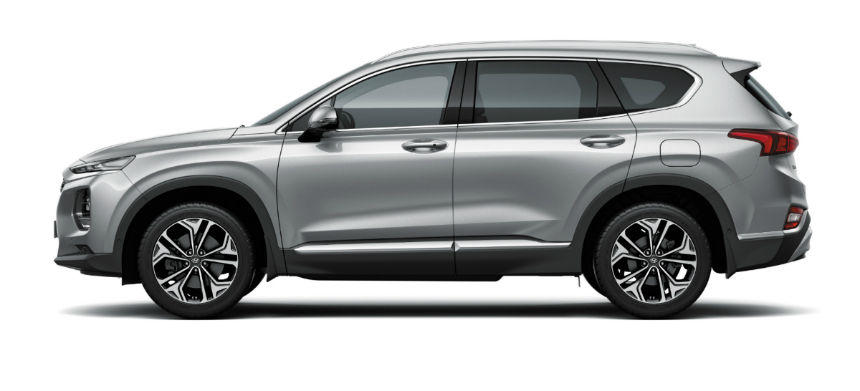 Новый кроссовер Hyundai Santa Fe: российские цены и комплектации