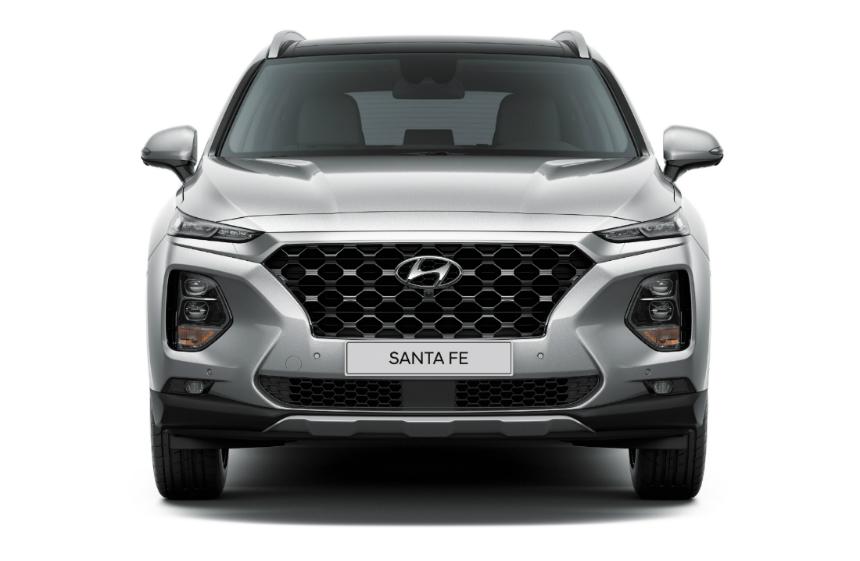 Novyj Krossover Hyundai Santa Fe Rossijskie Ceny I Komplektacii Avtorevyu