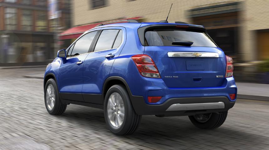 Кроссовером Ravon для России станет Chevrolet Tracker?